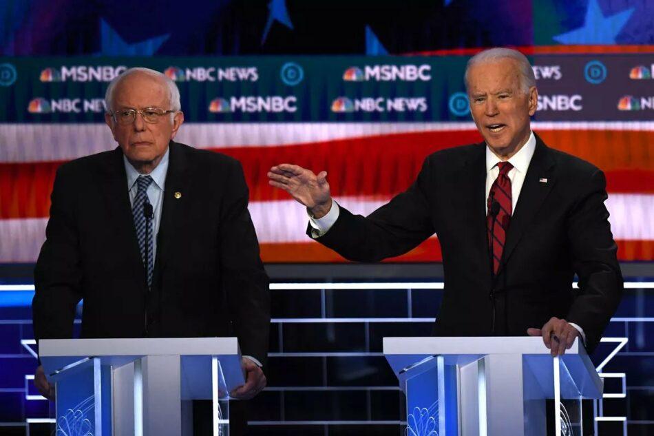 Biden gana primarias demócratas de este martes en cuatro de los seis estados en disputa