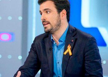 """Alberto Garzón señala que un Gobierno de coalición """"implica perspectivas distintas"""" pero valora que el de Unidas Podemos y PSOE las resuelve """"con bastante éxito"""""""