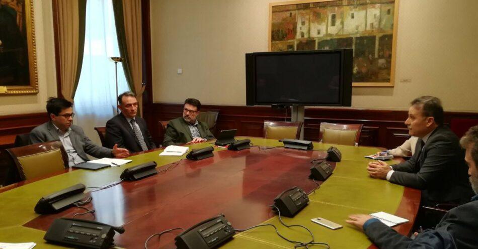 Unidas Podemos impulsa la creación del 'Intergrupo parlamentario para el apoyo y seguimiento del Acuerdo de Paz en Colombia' constituido ya formalmente