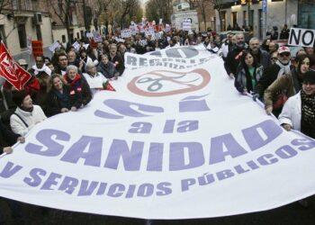 El PCE de Madrid y la Juventud Comunista de Madrid contra la gestión neoliberal de la «Crisis del Coronavirus»