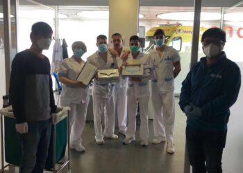 China enviará urgentemente suministros médicos a España: se inician videoconferencias de expertos médicos de ambos países