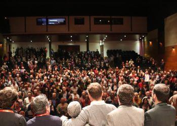 Esquerra Unida de Catalunya celebra su asamblea fundacional en Llobregat