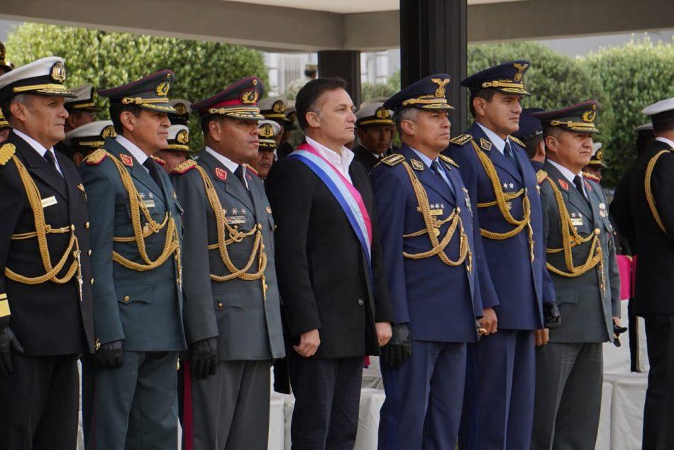 El Parlamento boliviano censura al ministro de Defensa por la masacre de opositores