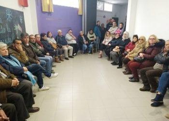 «¡Ya no hay excusas! Las familias afectadas piden a Díaz Ayuso la recuperación de las viviendas vendidas a Goldman Sachs»