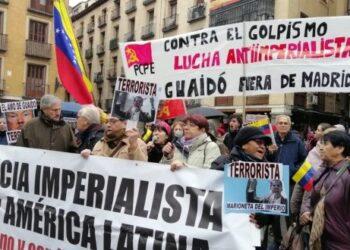 Respaldan en España denuncia de Venezuela contra EEUU por crímenes de lesa humanidad