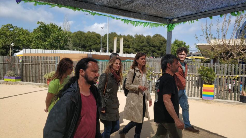 S'aprova l'esmena d'En Comú Podem per a la construcció de  l'Escola Montigalà a Badalona