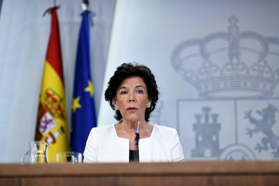 Europa Laica presenta diversas propuestas al Proyecto de Ley Orgánica de Educación-LOMLOE aprobado ayer por el gobierno