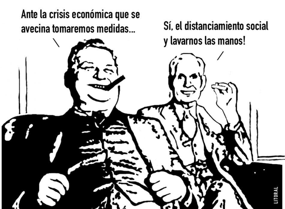 Por una salida social de la crisis