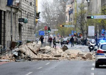 Un terremoto de 5,3 en la escala de Richter sacude Zagreb