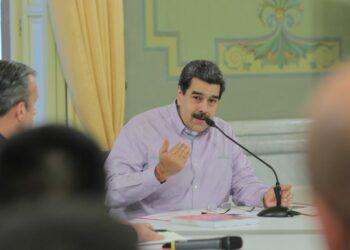 Maduro califica como un exabrupto de EEUU acusarlo de narcotraficante