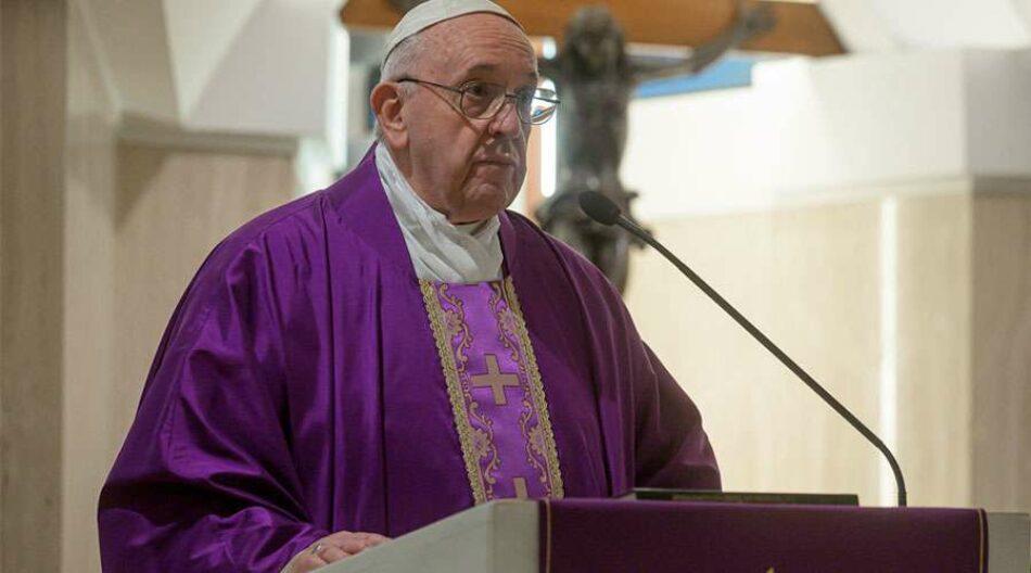 El Vaticano anuncia celebraciones de la Semana Santa «sin presencia física de fieles»