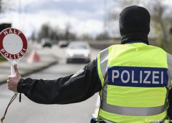 Alemania cierra desde el lunes sus fronteras con Francia, Austria y Suiza