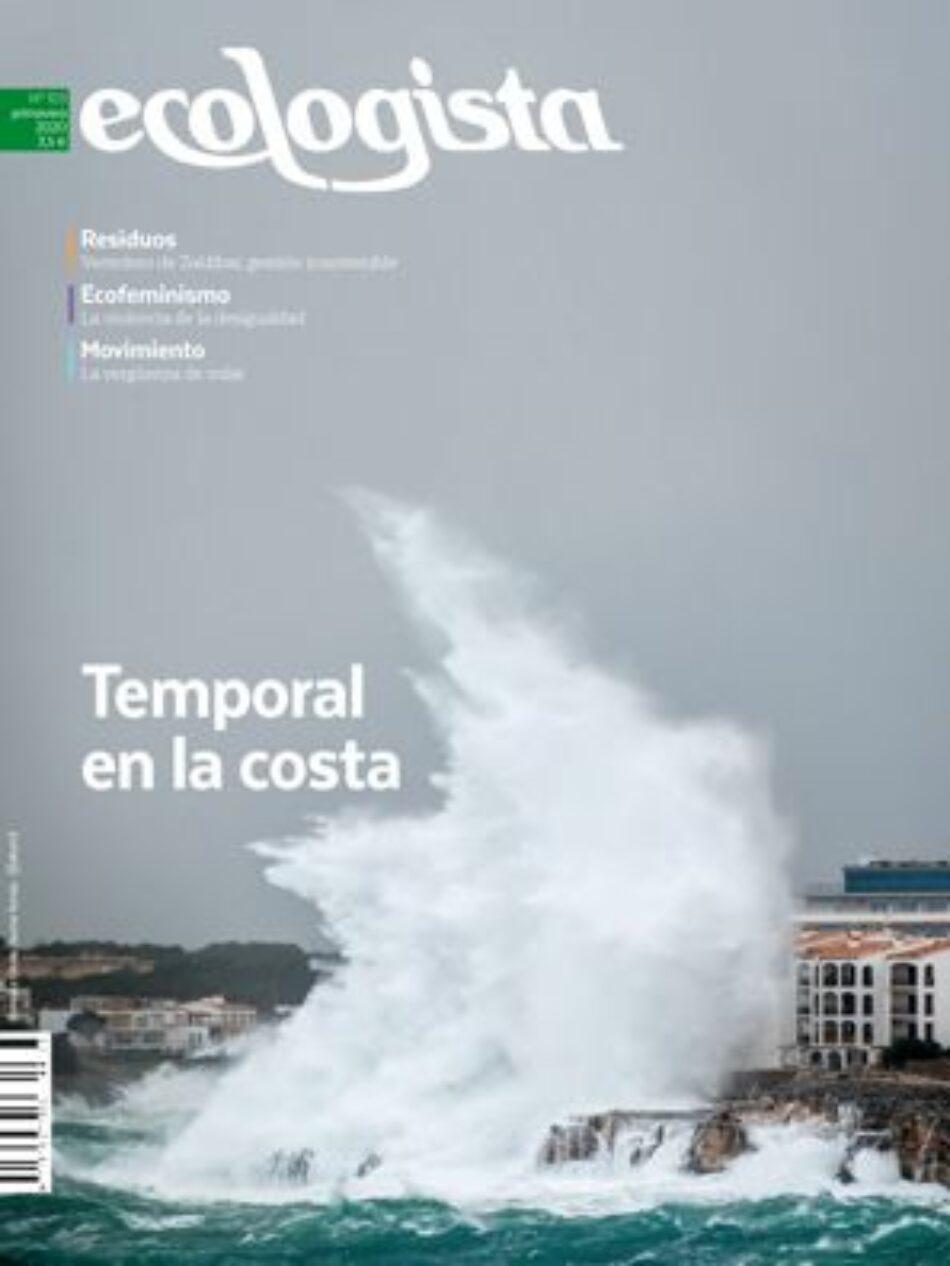Presentación (digital) de la revista Ecologista