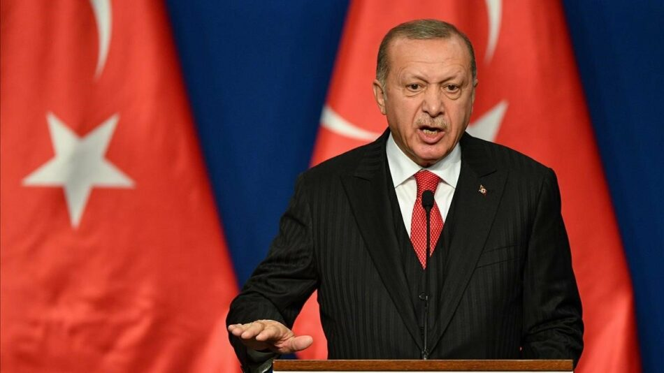 Erdogan, el padrino del terrorismo