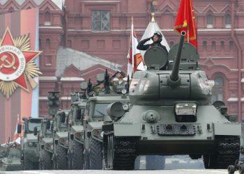 Rusia continúa los preparativos para celebrar el 75 aniversario de la Victoria