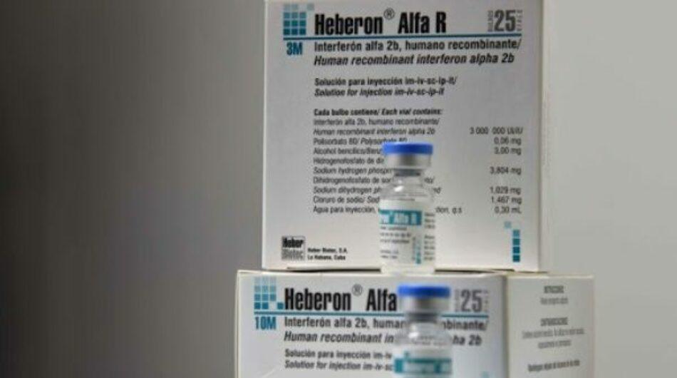 Más de 40 países interesados en adquirir el medicamento cubano