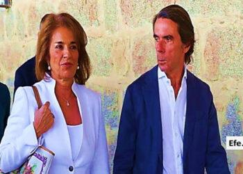 Quédate en Casa: los Aznar en Marbella