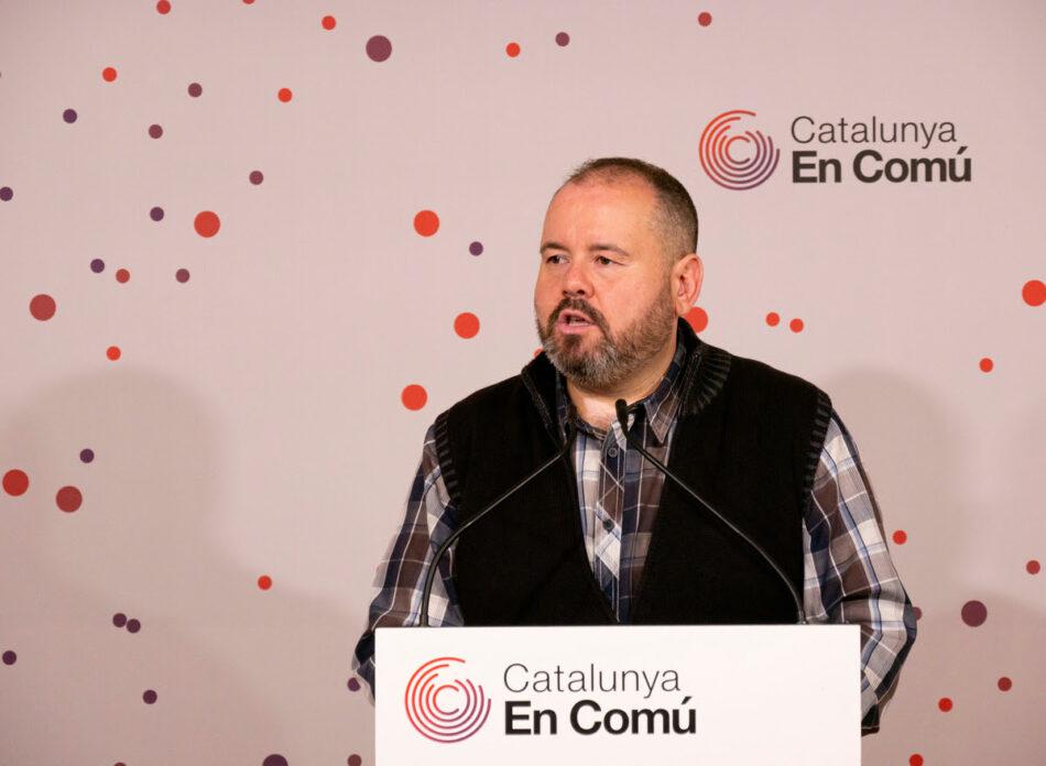 Mena: «Catalunya mereix saber si Quim Torra i JxCat creuen que van anar a Madrid a participar d'un engany com va dir Clara Ponsatí»