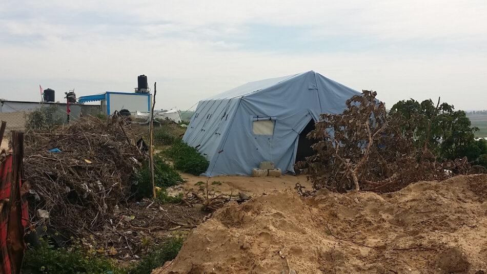 Alerta ante la crisis humanitaria a la que se enfrenta la Franja de Gaza, agravada con la llegada de la pandemia del coronavirus
