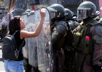 Chile. La Revuelta recibió una inyección de fuerza del feminismo