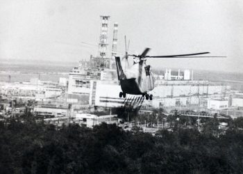 A 34 años de la catástrofe nuclear de Chernóbil
