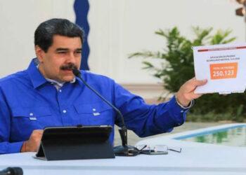 Venezuela tiene como meta realizar 10 millones de pruebas de detección de Covid-19