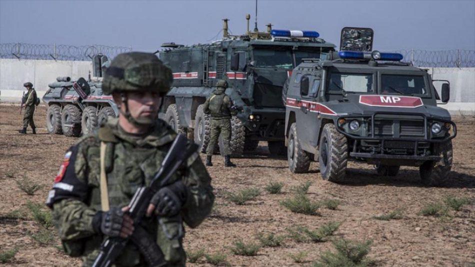 Rusia envía refuerzos para el Ejército sirio en Al-Raqa