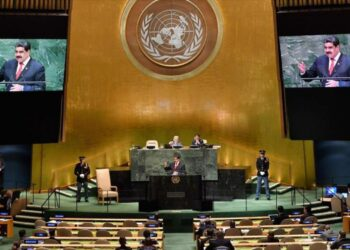 EEUU amenaza con arrestar inmediatamente a Maduro si pisa su suelo