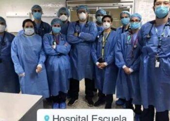 Honduras. Médicos dan ultimátum de 48 horas al régimen por bioseguridad