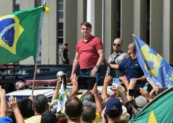 Corte Suprema investiga actos pro dictadura con participación de Bolsonaro