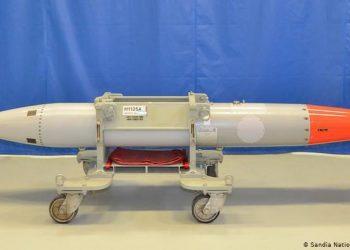Estados Unidos modernizará sus bombas atómicas emplazadas en suelo alemán