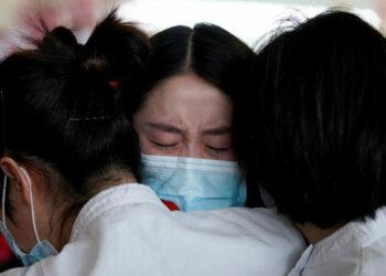 Predicen una nueva ola del covid-19 en China