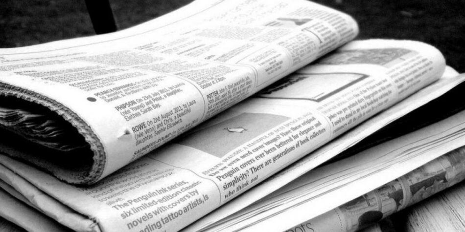 CCOO y UGT piden al Gobierno que respete la Ley de Libertad Sindical y no negocie ayudas a la prensa con quien no está legitimado para ello