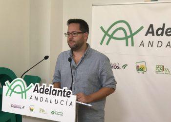 Adelante Andalucía defiende una desescalada educativa progresiva y la reducción de ratios