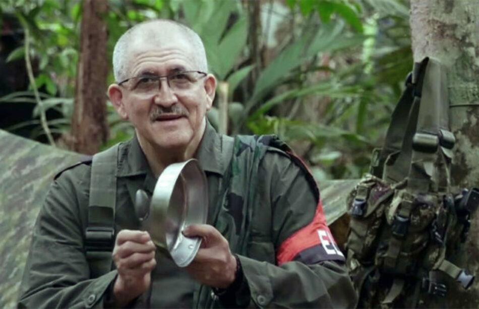 Colombia. Comandante del ELN: Iván Duque sigue orondo