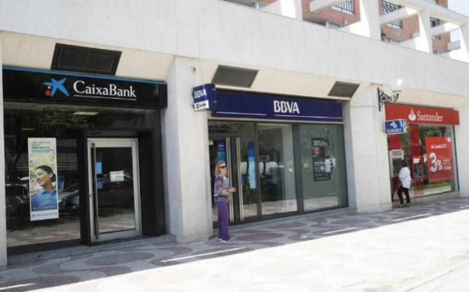 Adelante denuncia abusos bancarios a usuarios afectados por el Covid-19 y pide sanciones de la Junta de Andalucía