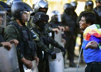 Red de Intelectuales de Argentina exige parar la represión y liberar a la alcaldesa de Vinto y demás presxs políticxs en Bolivia