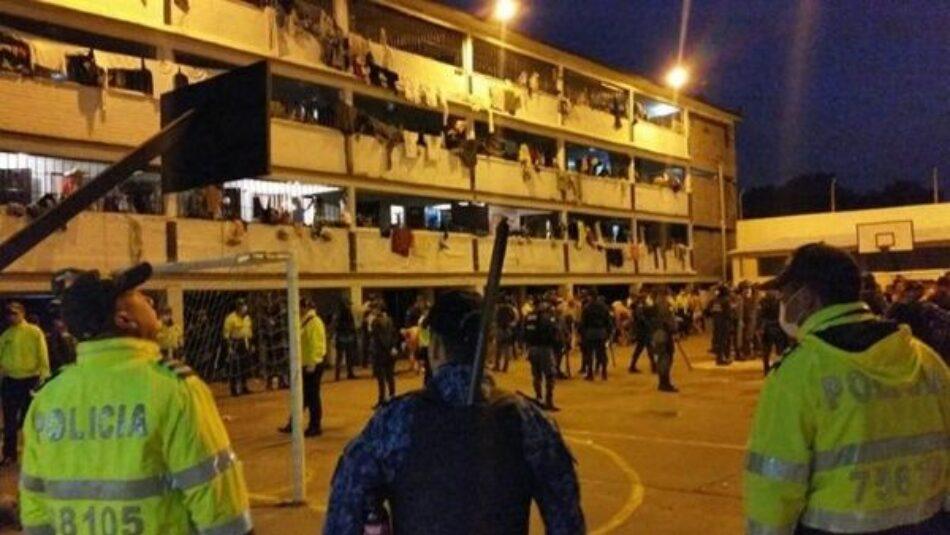Colombia. Grave situación sanitaria en las cárceles de La Picota, Cúcuta y Huila /Presos exigen excarcelación urgente