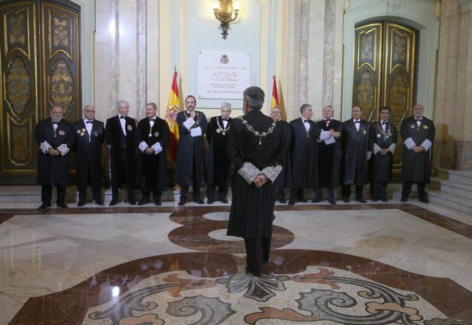 Catedráticos de Derecho, magistrados eméritos del TS y abogados respaldan al vicepresidente Iglesias frente al «rechazo» del CGPJ