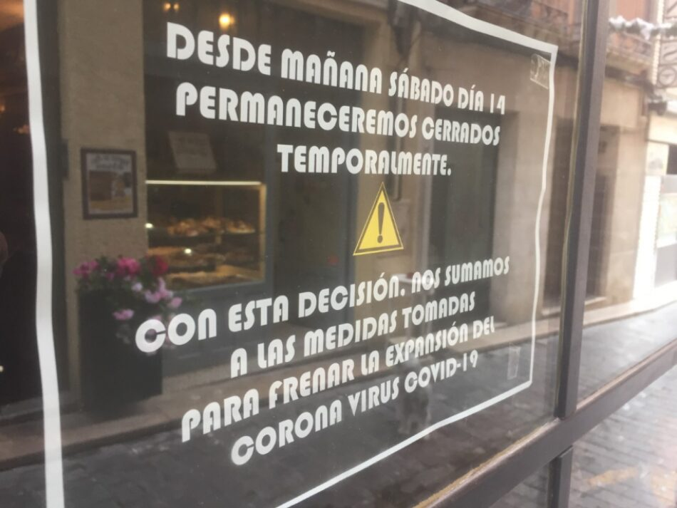CGT advierte al Gobierno de que la vuelta al trabajo situará a muchas personas en el mismo escenario de hace un par de semanas