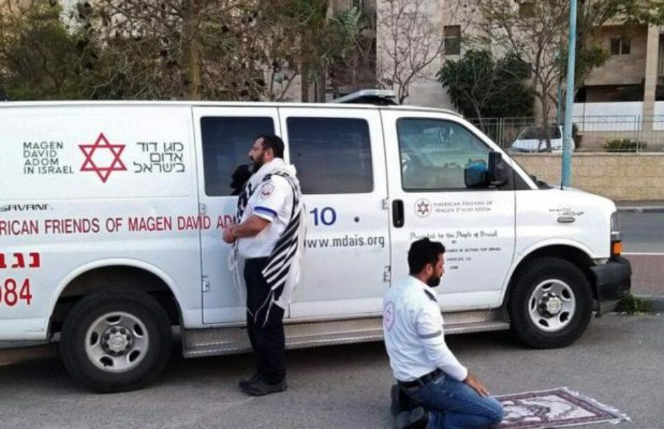 El gobierno sionista no quiere que los palestinos se autoprotejan: Detenciones y cierre de una clínica en Jerusalén