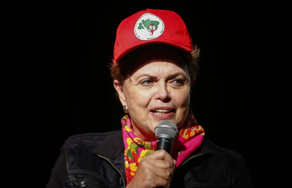 Brasil. Dilma Rousseff: «El remedio contra la crisis causada por la pandemia no es la austeridad»
