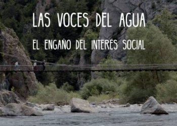 Ecologistas en Acción lanza el documental 'Las voces del agua'