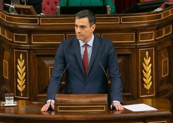 Pedro Sánchez exige a la UE contundencia y solidaridad ante la crisis del Covid-19