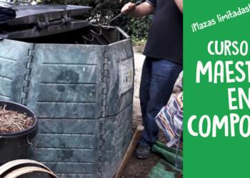 Amigos de la Tierra pone en marcha seis cursos online de maestría en compostaje