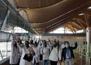 Piden al Consell de Valencia que mantenga la solicitud realizada al Gobierno Cubano de una brigada médica que colabore en la lucha contra el COVID 19