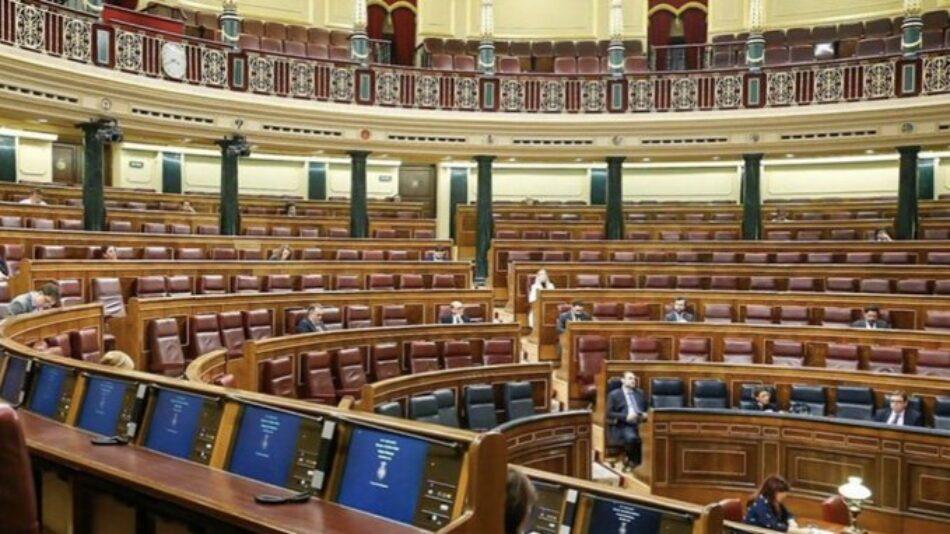 La Plataforma 7N contra las Violencias Machistas de Madrid califica de vergonzoso que PP y VOX no apoyaran la convalidación del Decreto-Ley de medidas urgentes en materia de protección y asistencia a las víctimas de violencia de género