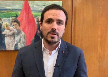 """Garzón llama a la """"reconstrucción económica, legal y cultural"""" frente a la crisis del Covid-19 mientras la derecha apuesta por """"el odio y poner en peligro no ya al Gobierno, sino la democracia"""""""