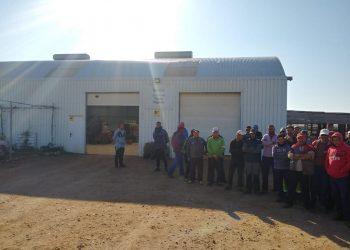El sindicato SOC-SAT Almería denuncia la irregular situación laboral y despidos en Haciendas Bio