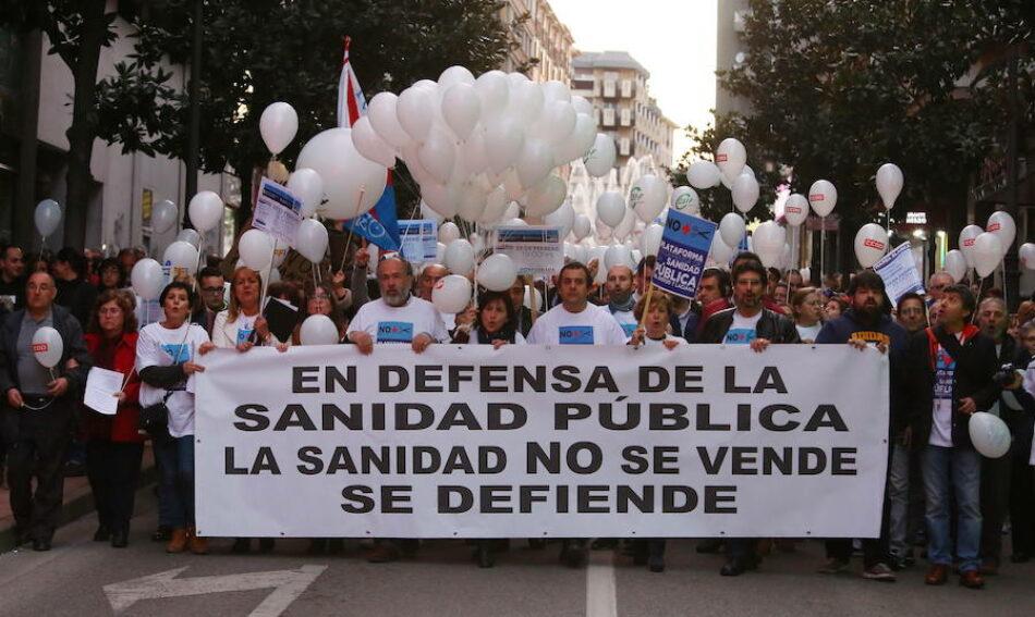 Marea Blanca desmiente haber convocado una manifestación virtual de sanitarios para hoy